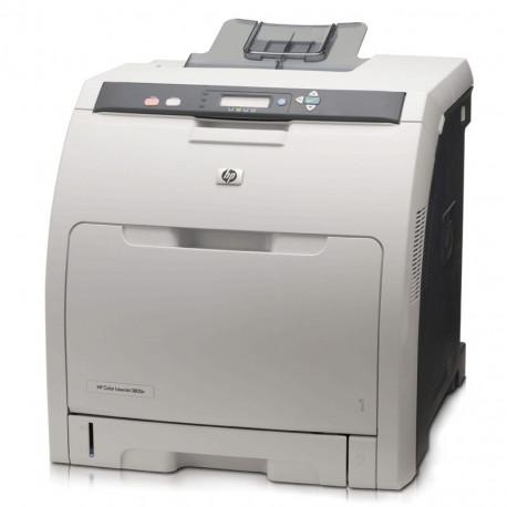 چاپگر دست دوم لیزری رنگی hp 3600