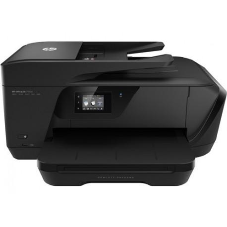 چاپگر جوهر افشان آکبند سه کاره(hp officejet 7510 (a3