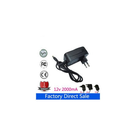 آداپتور آکبند اسکنر hp scanjet 2400/3800/g2710/g3010 12v/1.5a