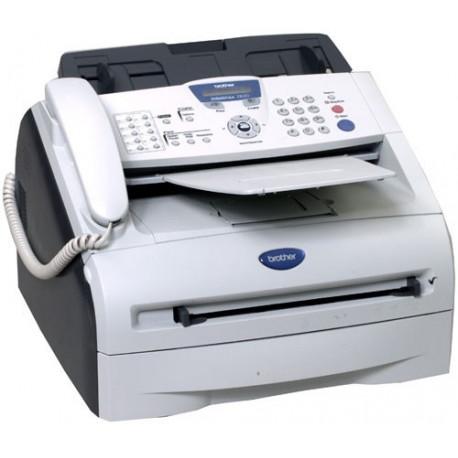 چاپگر دست دوم سه کاره لیزری brother fax -2820