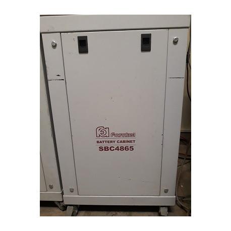 کابینت باطری دست دوم faratel battery cabinet sbc4865