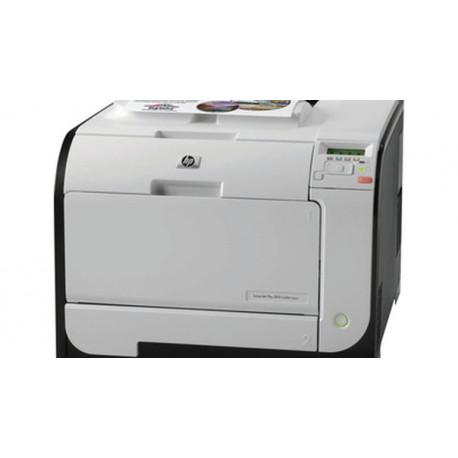 چاپگر دست دوم لیزر رنگی(تونر فول شارژ) HP clj pro 300(m351a)