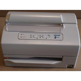 چاپگر دست دوم بانکی سوزنی الیوتی olivetti pr4sl