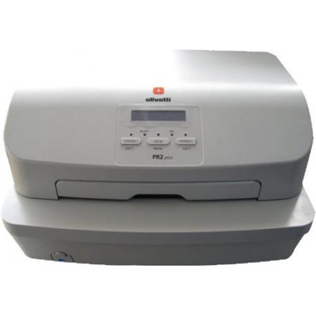 چاپگر دست دوم بانکی سوزنی الیوتی olivetti pr2plus