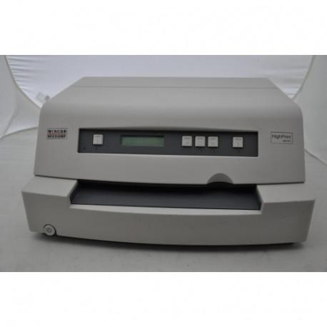 چاپگر دست دوم بانکی سوزنی wincor 4915plus