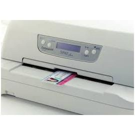 چاپگر دست دوم بانکی سوزنی الیوتی compuprint sp40plus