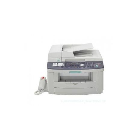 چاپگر دست دوم لیزری چهار کاره(با گوشی) panasonic kx-flb802