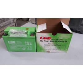 باطری آکبند cgb battery 12v/7a