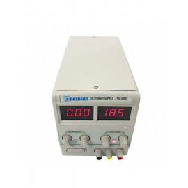 منبع تغذیه 0 تا 30 ولت 2 آمپر DAZHENG DC POWER SUPPLY PS-302D