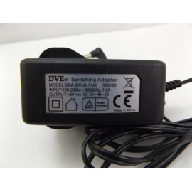 آداپتور adapter 9v/1a