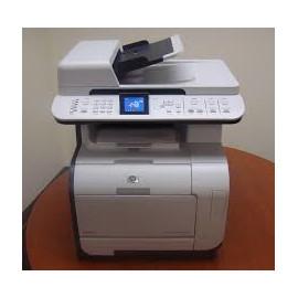 چاپگر لیزری رنگی چهارکاره دست دوم hp clj cm2320nf