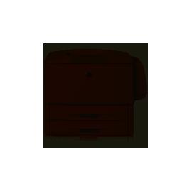 چاپگر آکبند لیزری hp 9050(a3)