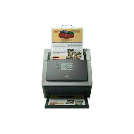 اسکنر دست دوم hp scanjet 7800