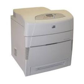 چاپگر دست دوم لیزر رنگی hp 5500(a3)