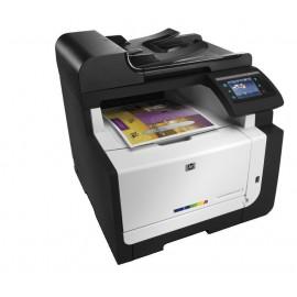 چاپگر دست دوم چهارکاره لیزری رنگی hp cm1415fn