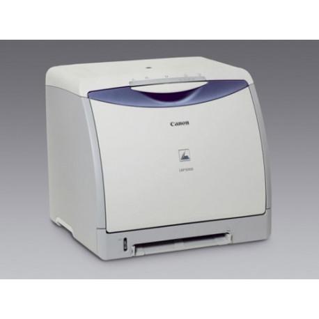 چاپگر دست دوم لیزری رنگی canon lbp-5000