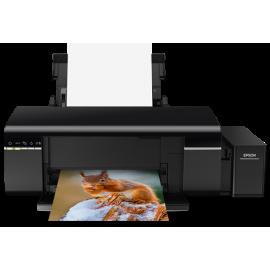 چاپگر آکبند جوهر افشان epson L805