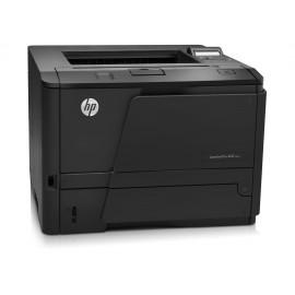 چاپگر لیزری hp m401d