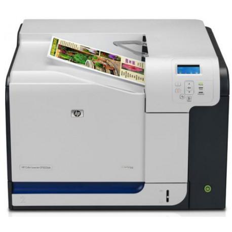 چاپگر دست دوم لیزری رنگی hp cp3525dn