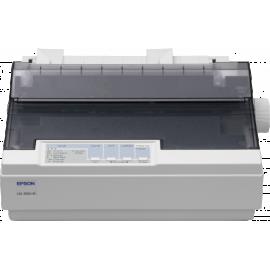 چاپگر دست دوم سوزنی بدون ملحقات epson lq-300+ii