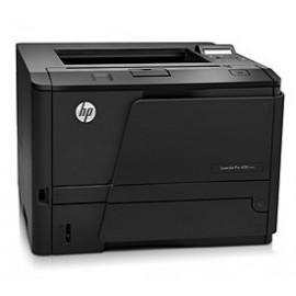 چاپگر دست دوم لیزری hp m401a