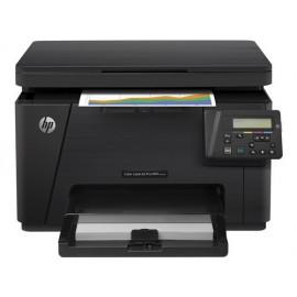 چاپگر آکبند لیزر رنگی سه کاره hp m176n