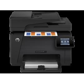 چاپگر آکبند چهار کاره لیزری رنگی hp m177fw