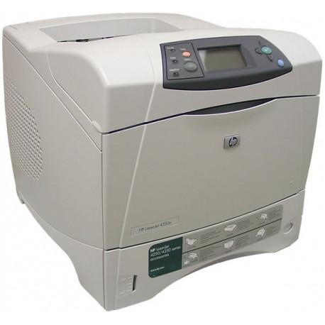 چاپگر دست دوم لیزری hp 4250n