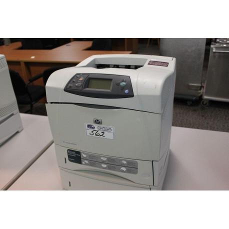 چاپگر دست دوم لیزری hp 4250tn